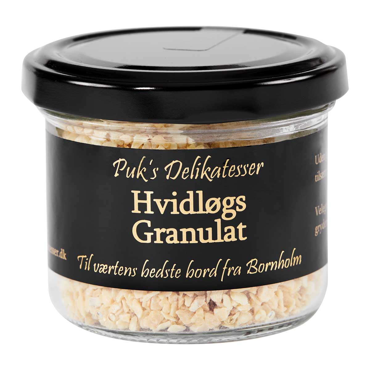 Hvidløgs Granulat