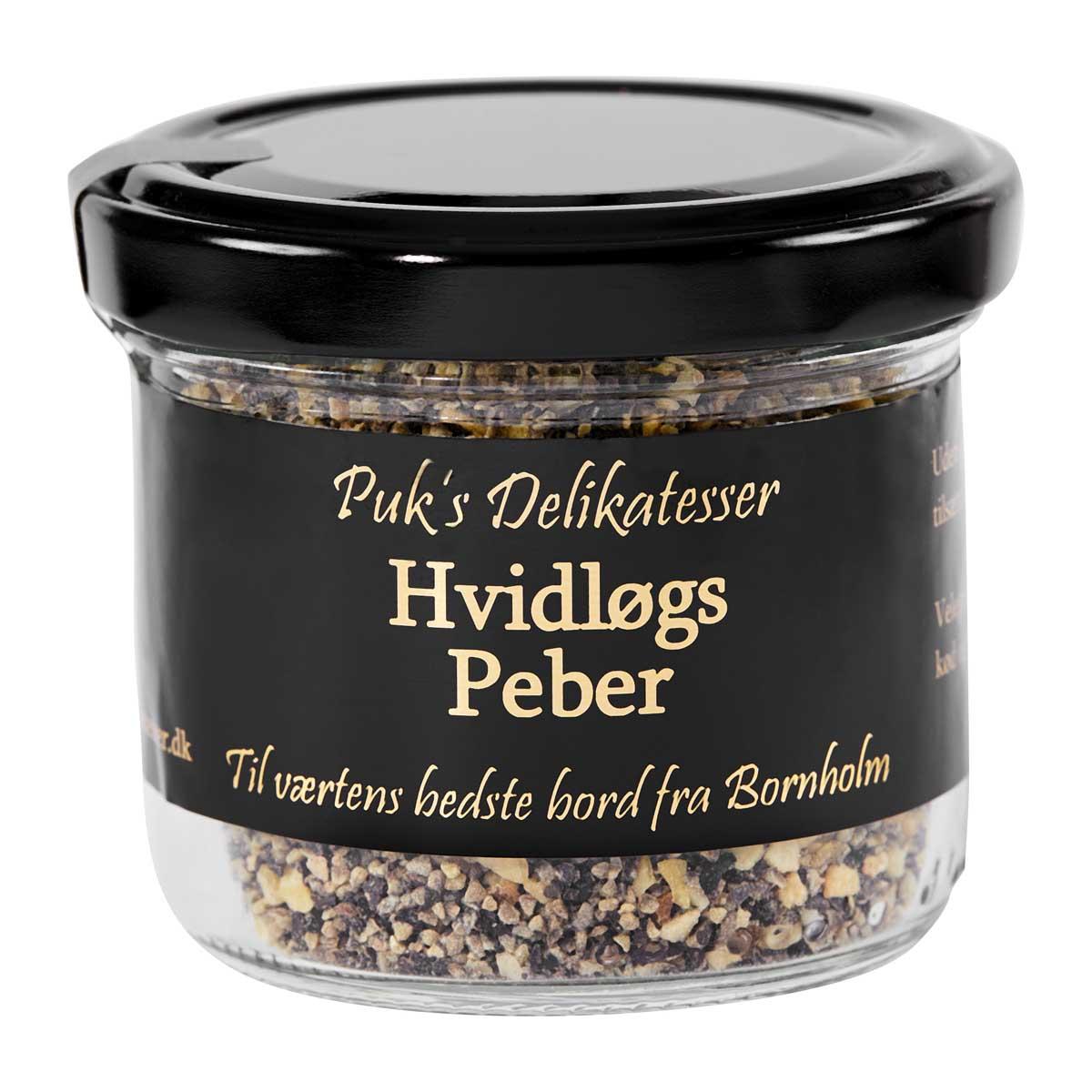 Hvidløgs Peber