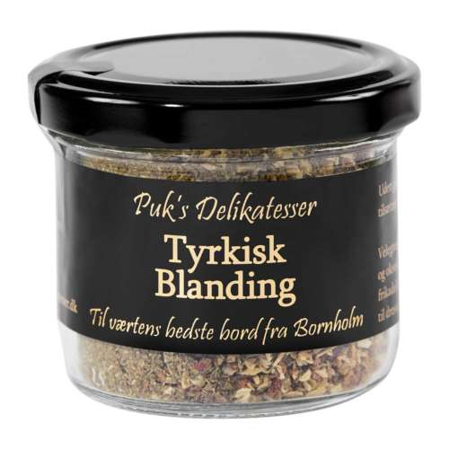 Tyrkisk Blanding