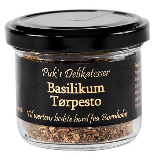 Basilikum Tørpesto