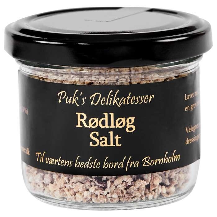 Rødløg Salt