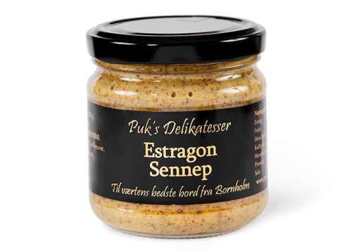 Estragon-Sennep