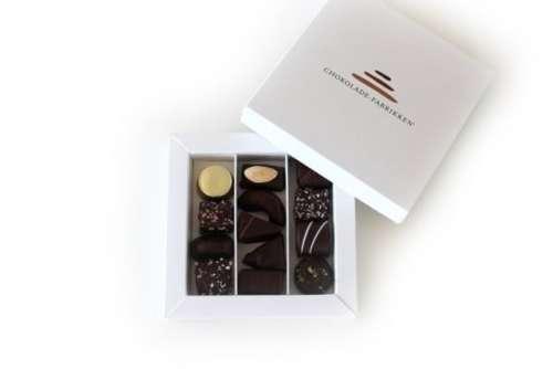 Chokolade-Fabrikken chokoladeæske