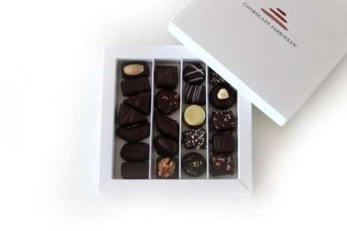 Chokolade-