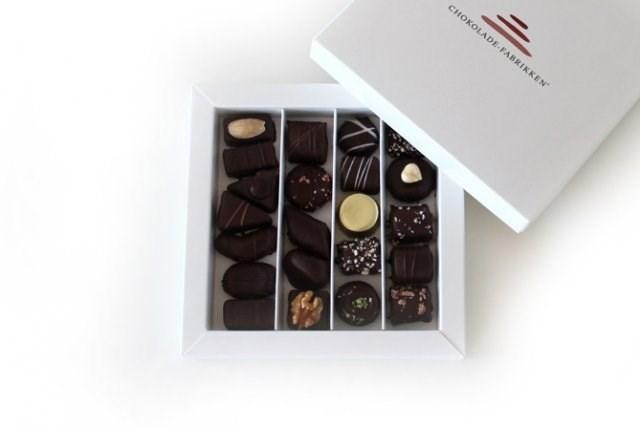 P\u00e5ske\u00e6g med Chokolade