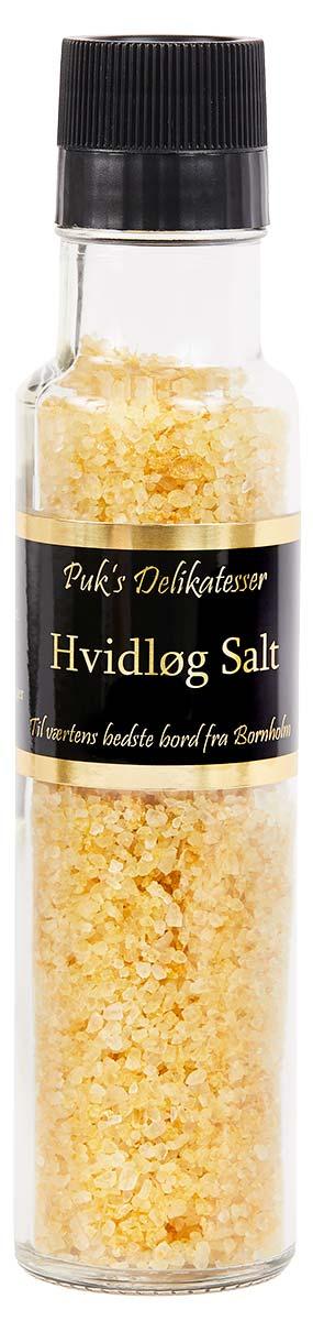 Hvidløg Salt