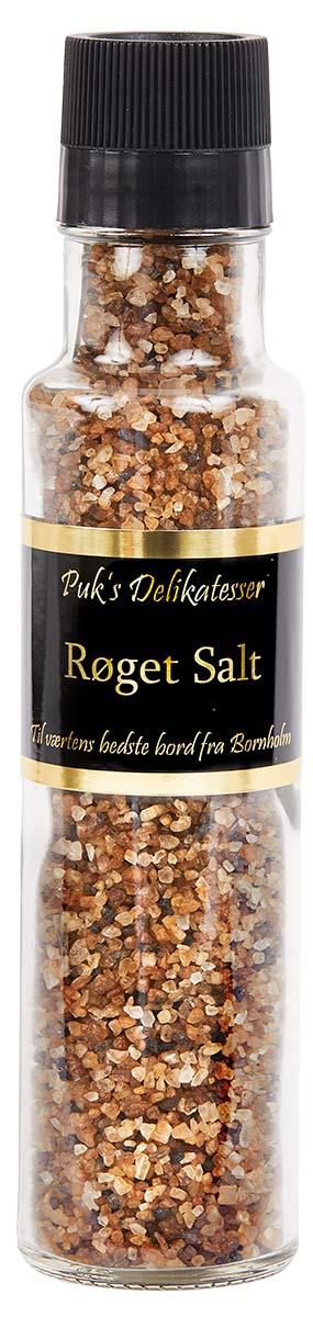 Røget Salt